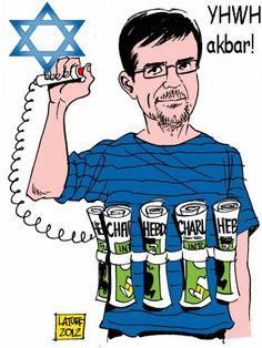 Charlie Hebdo False Flag Story Goes Viral; Kevin Barrett, January 8, 2015, Veterans Today: