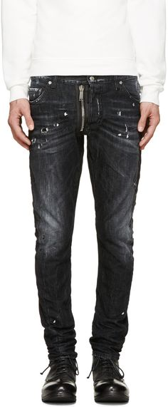 "Dsquared2 created the ""MB"" Jeans  a few years back, its my idea of the perfect cut!"