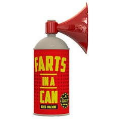 Farts In A Can Some like their smells to be silent, some like them loud and proud, some like to show off but we think its best to keep it them the can! This amusing gadget will replicate all the hilarity of one of n http://www.MightGet.com/january-2017-13/unbranded-farts-in-a-can.asp