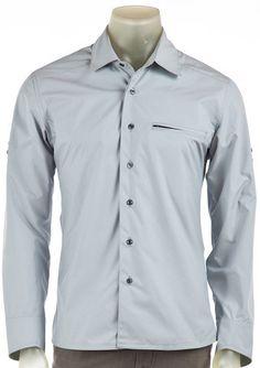 well-designed commuter shirt