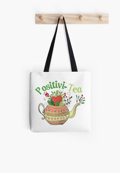 Positivi-Tea • Also buy this artwork on bags, apparel, stickers, and more.