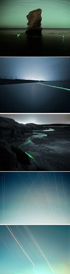Light Trail Photography by Joel James Devlin