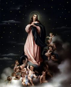 August 15: Assumption of the Blessed Virgin Mary into Heaven