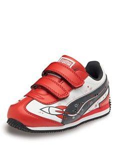 PUMA Toddler Boys' Speeder Light Up Sneakers