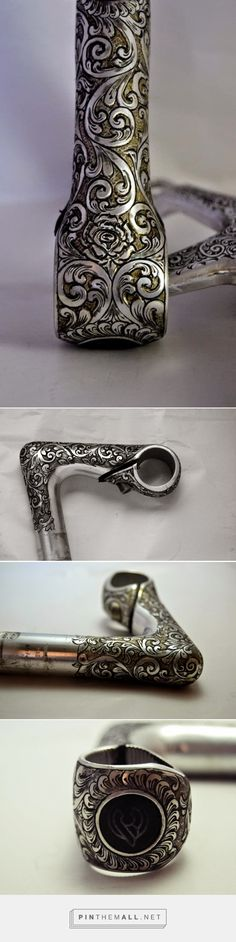 Cinelli Only: Engraved Cinelli Stem... - a grouped images picture - Pin Them All
