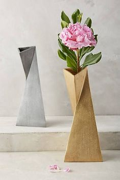 Twined Angles Vase