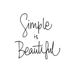 Simple is beautiful beautiful short quotes, beautiful words, progress quotes, white background quotes Simple Quotes, Cute Quotes, Happy Quotes, Words Quotes, Positive Quotes, Motivational Quotes, Inspirational Quotes, Citations Instagram, Instagram Quotes