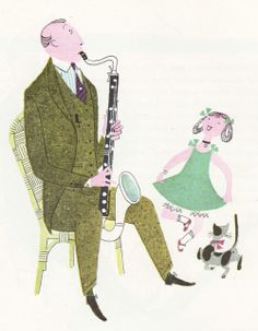 My Vintage Avenue !!! 50's and 60's illustrations !!!