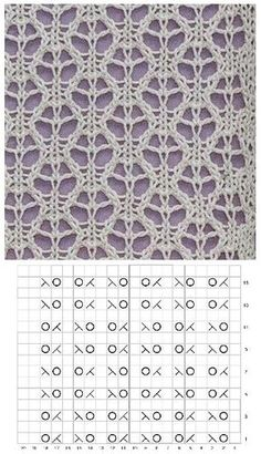 How to Knit Lace Hearts Knit Stitch Easy Free Knitting Pattern + Video Tutorial by Studio Knit via by Bea Anderson - JFK TFT Lace Knitting Stitches, Lace Knitting Patterns, Knitting Charts, Lace Patterns, Knitting Designs, Free Knitting, Baby Knitting, Stitch Patterns, Knitting Needles