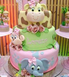 How cute is this baby shower cake? Giraffe Elephant – Kuchendeko – … How cute is this baby shower cake? Giraffe Elephant – Kuchendeko – How cute is this baby shower cake? Giraffe Elephant – Kuchendeko – … How cute is this baby shower cake? Cupcake Party, Fun Cupcakes, Cupcake Cakes, Cupcake Ideas, Baby Birthday Cakes, Baby Girl Cakes, Cake Baby, Birthday Ideas, Birthday Themes For Girls