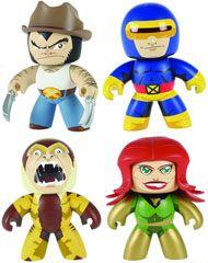 Marvel Legends Mighty Muggs Figures: Wolverine Figure
