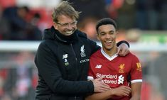 Trent Alexander-Arnold has earned praise from Liverpool Manager, Jürgen Klopp, for his performances from right-back. Best Online Casino, Best Casino, Alexander Arnold, Doubledown Casino, Popular Sites, Liverpool Fc, Soccer Players, Muay Thai, Nike Jacket