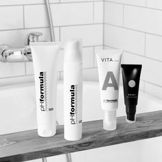 Beat signs of ageing with our below night-time skincare routine suitable for all phototypes. Anti-ageing PM routine: 1. E.X.F.O. cleanse 2. P.O.W.E.R. essence tonic 2. VITA A cream 4. POINT age reverse #pHformula #skincare #skinresurfacing #skincareroutine #antiageing #glowingskin #athomeskincare Skin Resurfacing, Am Pm, Ageing, Skincare Routine, Glowing Skin, Night Time, Cleanse, Anti Aging, Skin Care