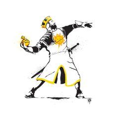 Banksy Python 1-2-5 - Gallery   TeeFury