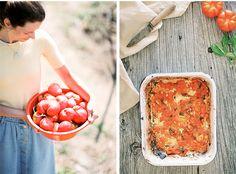 Spelt pizza with roasted tomatoes and fresh mozzarella * Pizza de espelta com tomate assado e mozzarella fresca  suvellecuisine.com