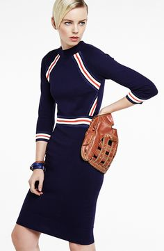 Sports meets High fashion, check out our SportDeluxe collection @deBijenkorf @SS16 @KarenMillen