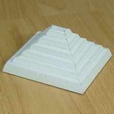paper model step pyramid (Djoser)