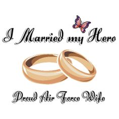 Married My Hero - Air Force wife Women's Clothes   Military Pride Shop