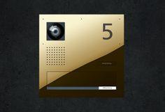 a design statement Smart Door Locks, Intercom, Entry Foyer, Large Format, Home Automation, Elevator, Pavilion, Signage, Entrance