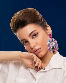 Handmade in france luxury jewels Luxury Branding, Branding Design, New Chic, Velvet Cushions, Trendy Home, France, Jewels, Couture, Elegant