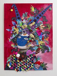 O kitsch carnavalesco Kitsch, Zine, Art Projects, Futurism, Quilts, Black And White, Quilting Ideas, Venus, Art Work