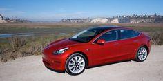 Tesla Model 3 Early Impressions – it's as good as we hoped it would be : Futurology