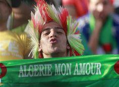 (via Brésil 2014: Déjà 1300 billets vendus en Algérie) La Coupe du monde Brésil 2014 fascine les supporters algériens. 1300 des 2000 billets mis à la disposition de la fédération algérienne de football sont écoulés comme de petits pains. Selon le directeur général de Touring Voyages Algérie (TVA) Tahar Sahri, des ruptures de stock ont été constatées à certains points de  vente.