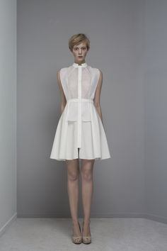 Yiqing Yin Spring/Summer 2014 Ready-To-Wear collection