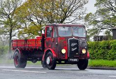 S.A. Sattern Waite Ltd. - Foden Old Trucks, Running, Classic, Racing, Jogging, Lob, Classic Books