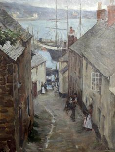 Buy online, view images and see past prices for Stanhope Alexander Forbes (1857-1947) Newlyn, Cornwall, 18 x 14in.. Invaluable is the world's largest marketplace for art, antiques, and collectibles.