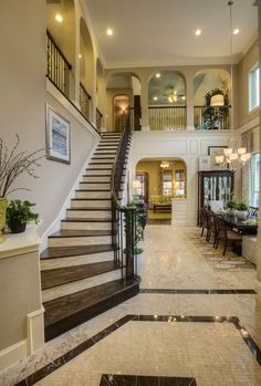 ashtonwoodshomes.com beautiful staircase