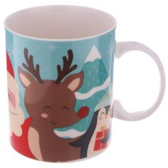 Hva er vel mer koselig enn familie og venner i julen? Joda, et julekrus med søtt dekor. <3 Barn, Tableware, Christmas, Products, Xmas, Converted Barn, Dinnerware, Tablewares, Barns