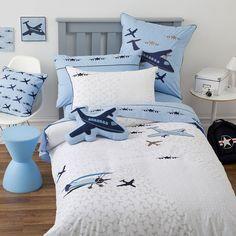 Whimsy Flying Kids Bed Linen   shopinside.com.au