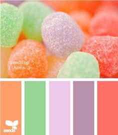 gumdrop hues
