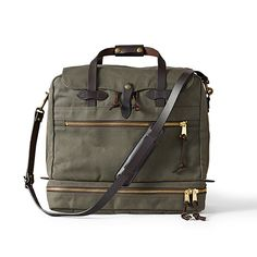 Filson - Outfitter Travel Bag (Otter Green)