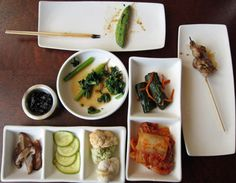 FuseBox, Oakland. Modern Korean fare: bacon mochi, oysters with apple kimchi, grilled pork belly with salted shrimp. Great food, great people.