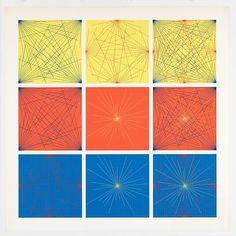 Sol LeWitt, Untitled, Silkscreen, Published by Multiples/Goodman Gallery, 1978, The Metropolitan Museum of Art