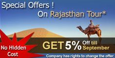 special discount on rajasthan tour