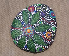 Painted Rocks For The Garden | Rock Painting