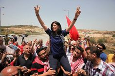 Israel releases leftist lawmaker Khalida Jarrar | The Electronic Intifada