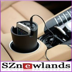 Description: open space charger cup for USB device/card/Change money storage Groove designs on top op charger cup to hold your USB devices max current on car power cord and cup charger is Car Accessories, Cell Phone Accessories, Electric Charge, New Gadgets, Gadgets 2014, Consumer Electronics, Charger, Pouch, Usb