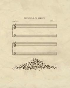 The #sound of #silence