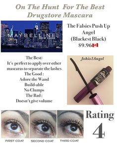 I love ❤️ the wand. It's so unique. Best Drugstore Mascara, Falsies, Wands, How To Apply, Unique, Tips, Walls, Fairy Wands, Sticks
