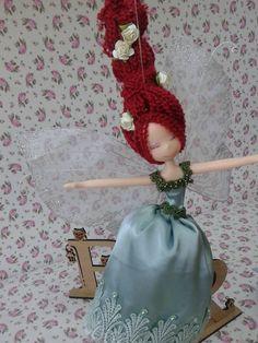 Fairy Fairies Fada em biscuit Fada porcelana fria