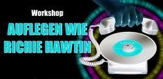 Workshop: Wie funktioniert das Setup von Richie Hawtin? Was für Möglichkeiten bieten Traktor und Ableton in Kombination als Hybrid-Set?
