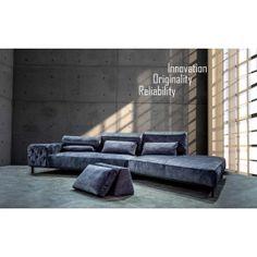 ΓΩΝΙΑ ''DOLCE'' Quality Furniture, Couch, The Originals, Design, Home Decor, Decoration Home, Room Decor, Sofas, Sofa
