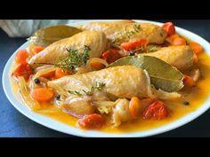 Low Carb Recipes, Cooking Recipes, Caviar Recipes, Good Food, Yummy Food, Natural Remedies, Chicken Recipes, Curry, Menu