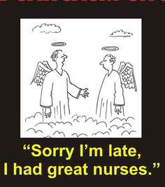 Hospice Nurse Quotes Custom Sayings About Nursing Funny Quotes Picture