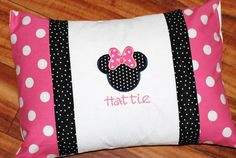 Girls or boys personalized Minnie or mickey by GigglesandLollipops