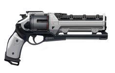 Handgun Concept - Destiny
